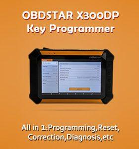 OBDSTAR X300 DP