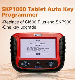 SKP1000 Tablet Auto Key Programmer