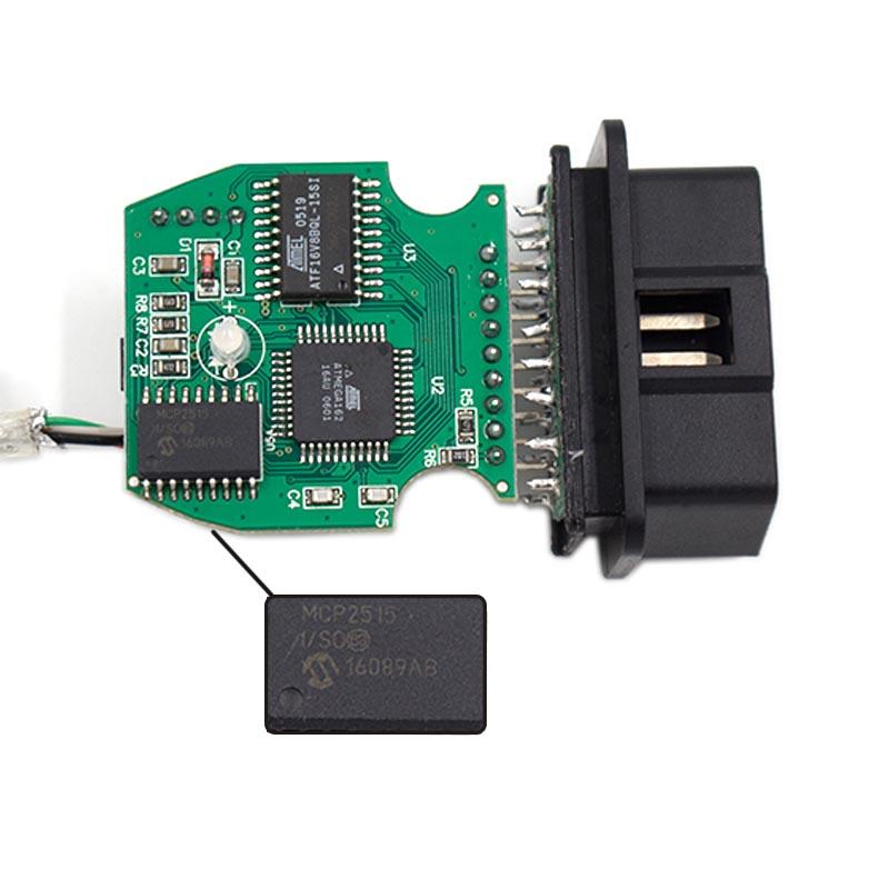 INPA Ediabas K + DCAN USB Interface
